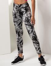 Ladies` Reversible Work-Out Leggings