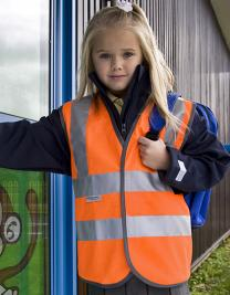 Junior Safety High Vis Vest